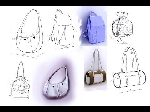Крой сумок своими руками