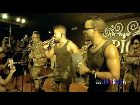 GRUPO EXTRA - ME EMBORRACHARE' ► (OFFICIAL VIDEO LIVE NAPLES)