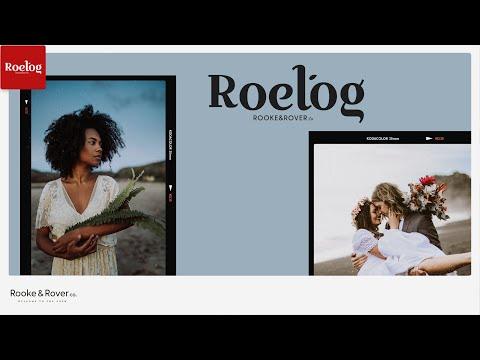 Roelog - Rooke & Rover Film Presets