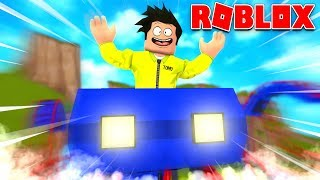 THE SECRET AMUSEMENT PARK OF ROBLOX