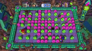 THIS IS NOT A COPY! (Bomberman Live w/ Nanners, Chilled, & Ze) #4