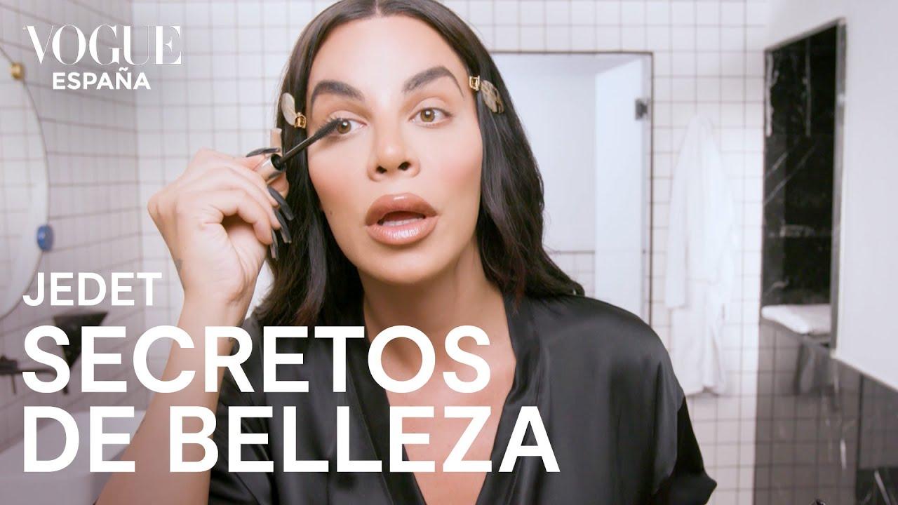 Jedet maquillaje para el da a da de inspiracin 90s  Secretos de Belleza  VOGUE Espaa