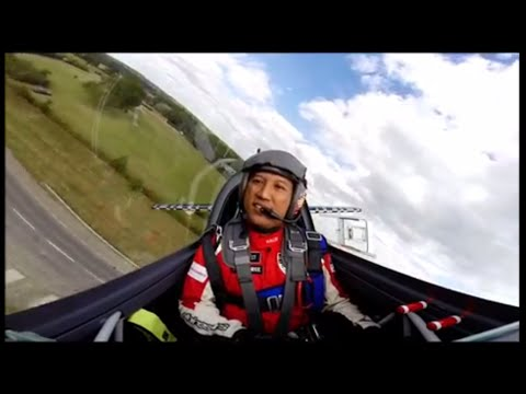 Redbull AirRace Ascot 2014 Challenger Cup - Halim Othman