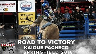 ROAD TO VICTORY: Kaique Pacheco Goes 3-For-3 in Springfield | 2018