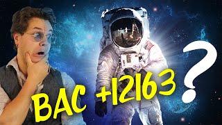 Pourquoi c'est (quasi) Impossible de Devenir Astronaute ? (en 360s)