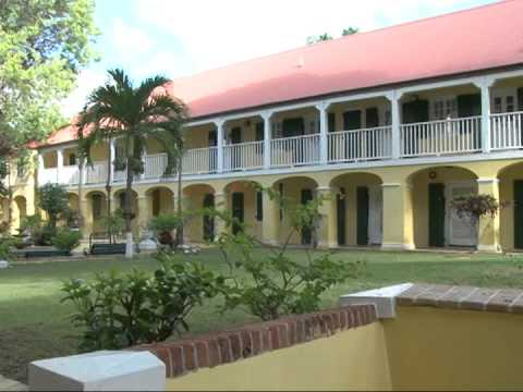 Christiansted National Historic Site: Government House (1747)