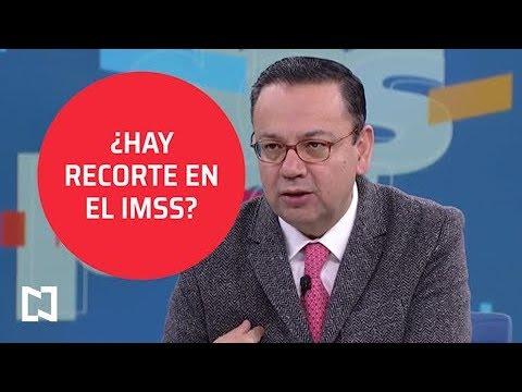 IMSS entrará a un esquema de austeridad, dice Germán Martínez - Despierta con Loret