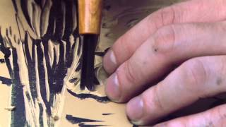 Sun Xun: Special Printmaking Demonstration In The Astor Court
