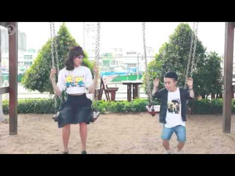 Video đổi vai vui nhộn của cặp đũa lệch 1m26-1m75