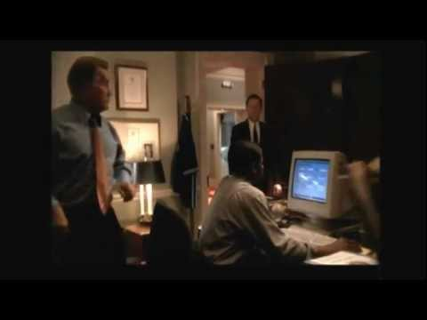 The West Wing - Charlie's Tax Return