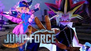 Jump Force - Gameplay da Beta Ficou bom??