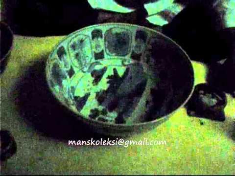 Antique Ceramic Bowl & Unique, ex China dinasty