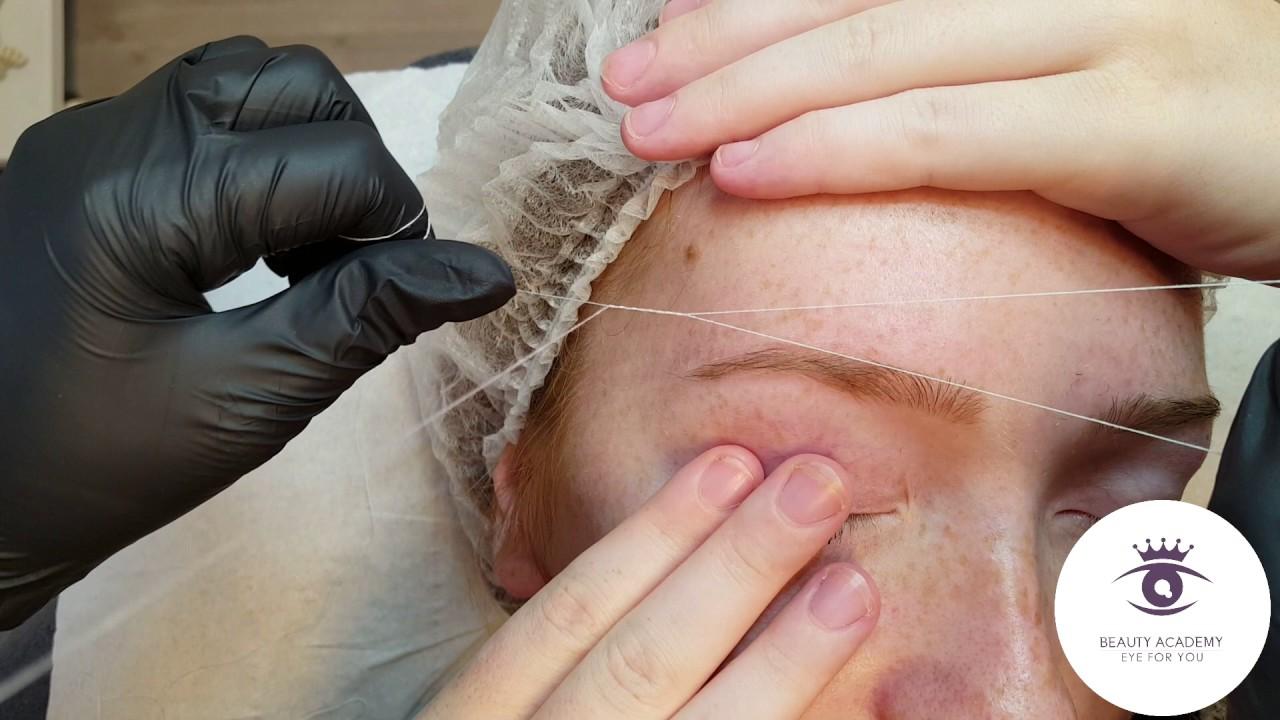 opleiding wenkbrauwen epileren