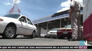 Nueva norma de verificación vehicular