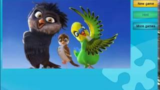 Мультик игра Трио в перьях онлайн (Richard the Stork Online)
