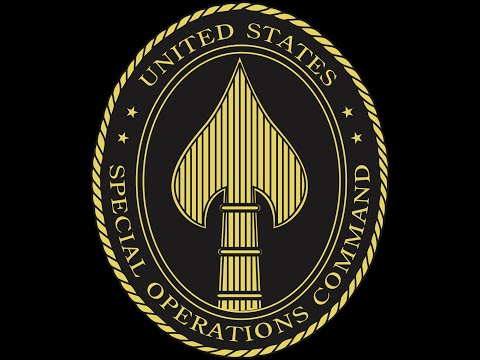 """United States Special Operations Forces 