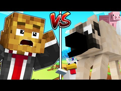 MORPH FARM FRIENDS MODDED HIDE N' SEEK! - Minecraft Hide N' Seek Mod | JeromeASF