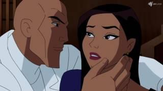 Lex and Lois Kiss