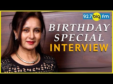 Poonam Dhillon Interview (Birthday Special) | Once Upon A Time In Bollywood