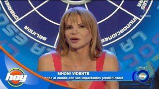 ¡Mhoni Vidente asegura que el anticristo aparecerá en América! | Mhoni Vidente | Hoy