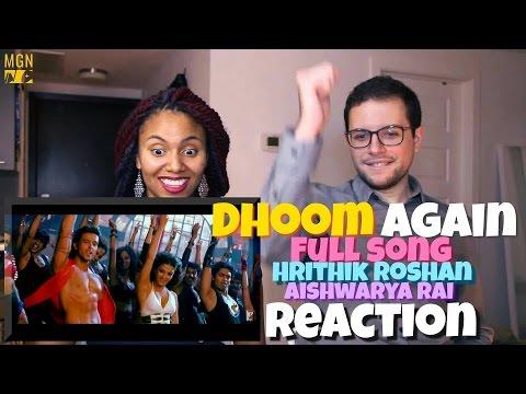 Dhoom Again (Dhoom 2) - Hrithik Roshan/Aishwarya Rai Reaction