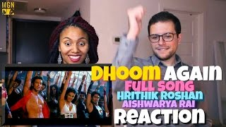 Dhoom Again (Dhoom 2) - Hrithik Roshan/Aishwarya Rai Reaction