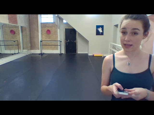 Miss Sarah Tap I 4/21 part 3
