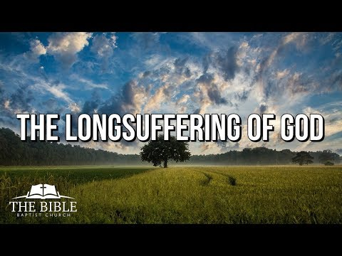 Longsuffering of God