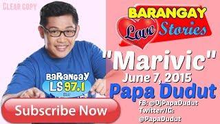 Barangay Love Stories June 7, 2018 Marivic