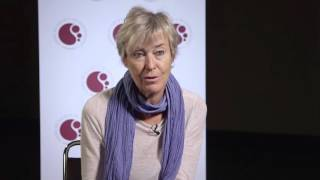 Overview of the clinical trial of ibrutinib vs chlorambucil as front-line therapy