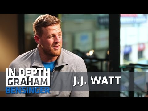 J.J. Watt: I stopped giving Halloween candy