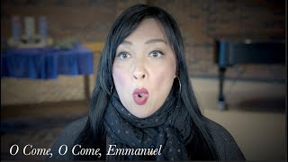 O Come, O Come, Emmanuel || Carrie Lee Bland-Kendall