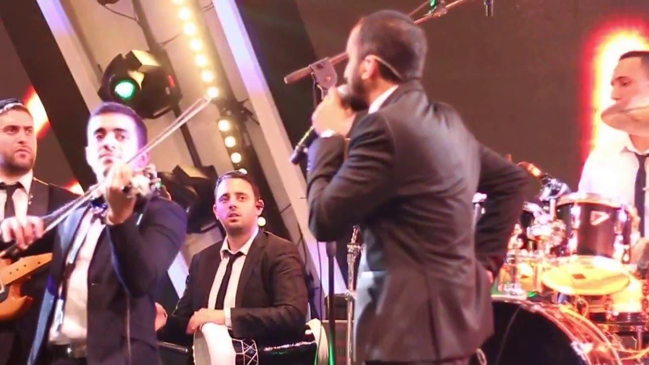 איציק אשל בחתונה   itsik eshel mariage studio live     משנכנס אדר שירי פורים