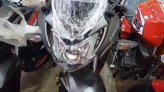 Lifan KPR 165 -R | All New Colors Review 2018
