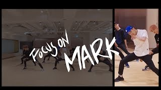 NCT 127 DANCE PRACTICE FOCUS ON ver. #MARK
