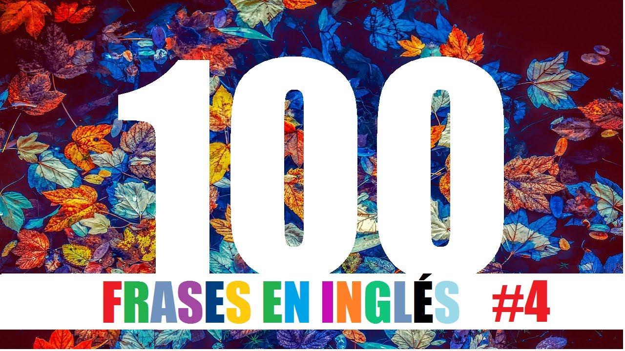 100 Frases Básicas En Inglés Para Principiantes 4