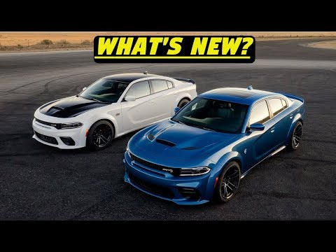 What's New for the 2020 Dodge Charger Lineup? - Widebody, Daytona 50th Edition, Colors, & MORE!
