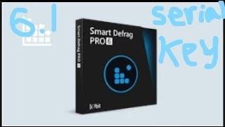 IObit Smart Defrag 6.2 PRO Serial Key