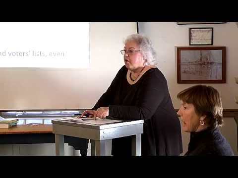 Searching Genealogical Records In Colonial America On The Internet, February 10, 2013