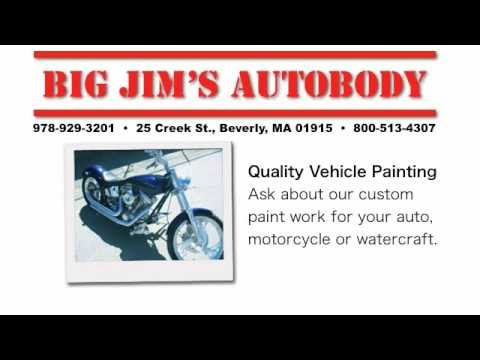 Auto Body Beverly MA  & Painting Serving Salem & Beverly Massachusetts plus the North Shore