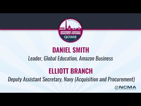 A Conversation with Daniel Smith Hosted by Elliott Branch
