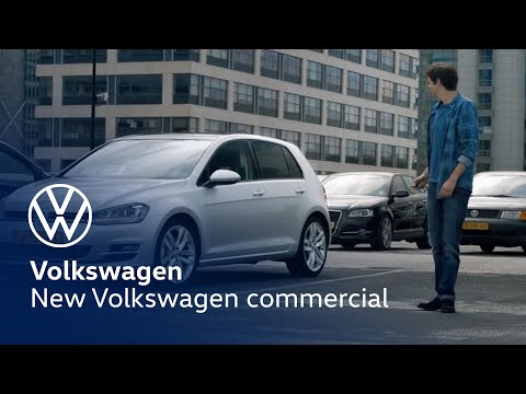 New Volkswagen commercial