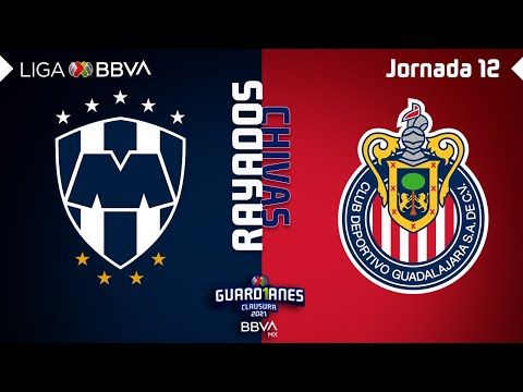Monterrey Guadalajara Chivas Goals And Highlights