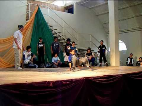 BREAK DANCE - THE BEST KID - RAZA KIDS - FABRY FLE...