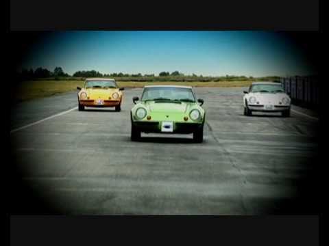 Puma Sports Car electric  www.evdrive.co.za