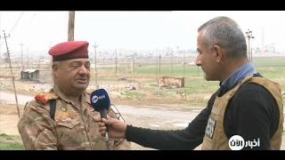 أخبار حصرية - #داعش إستخدم غازاً مسيلاً للدموع في الدواسة غربي #الموصل