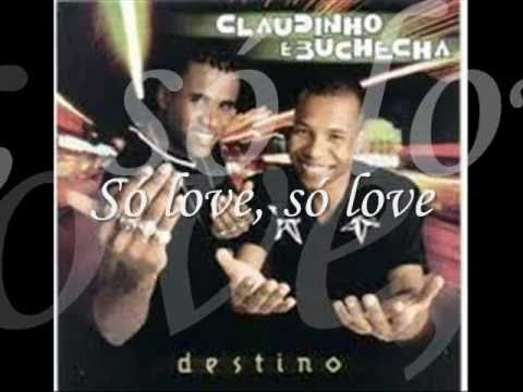 LOVE E BUCHECHA MUSICA BAIXAR SO CLAUDINHO LOVE SO