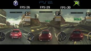 Need For Speed Carbon Gamecube Vs Ps2 Need4speed Fans