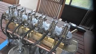 moteur 6 cylindres en ligne