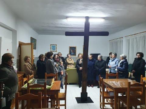 La Cruz De Lampedusa En Granada